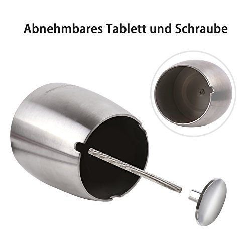 Möbel & Wohnen Ablagen, Schalen & Körbe Edelstahl Ro 100% Wahr Maxhold Saugschraube Toilettenpapierhalter,befestigen Ohne Bohren